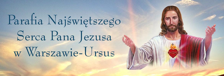 Parafia Najświętszego Serca Pana Jezusa w Warszawie-Ursus